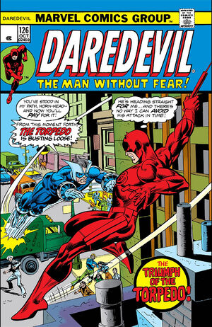 Daredevil Vol 1 126
