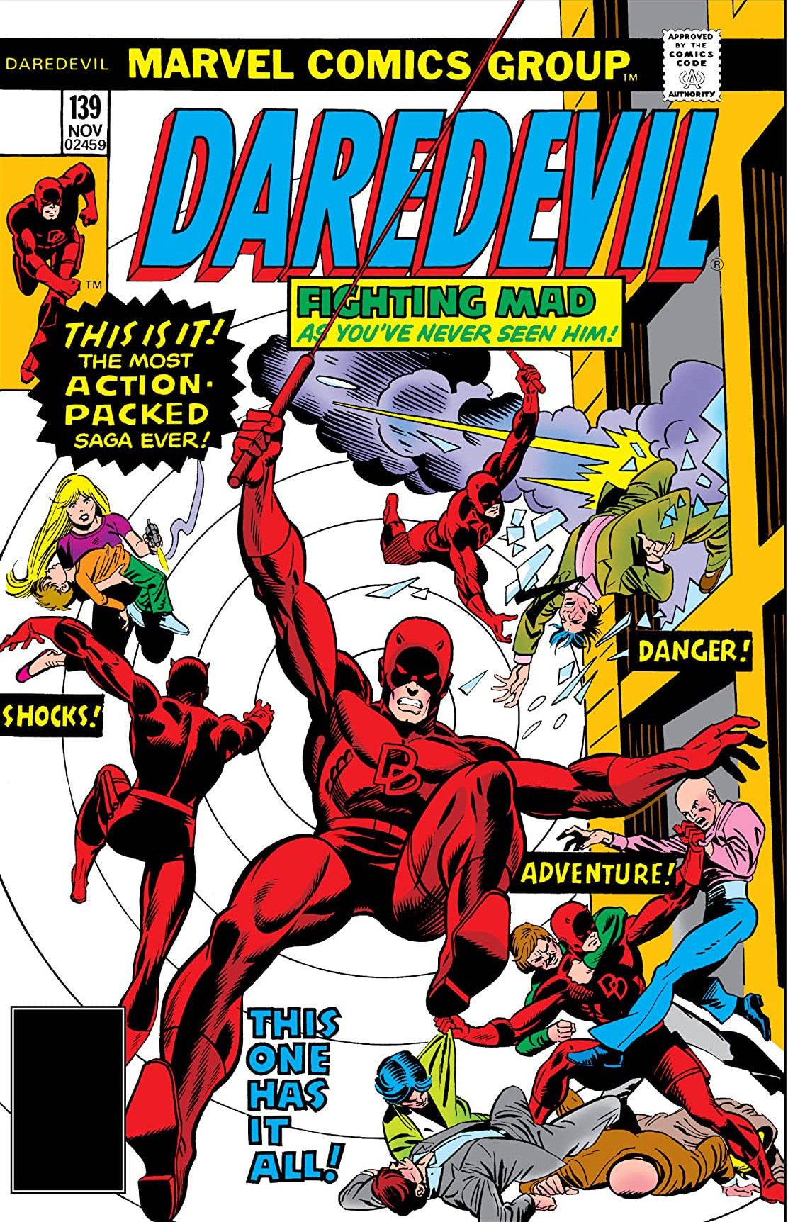 Daredevil Vol 1 139