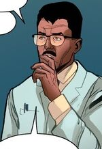 Dr. Evans (Parker Industries) (Earth-616) from Spider-Man 2099 Vol 3 18 001