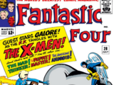 Fantastic Four Vol 1 28