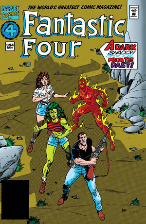 Fantastic Four Vol 1 394