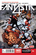 Fantastic Four Vol 5 2