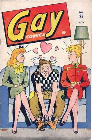 Gay Comics Vol 1 25