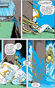 Gosamyr (Earth-616) from New Mutants Vol 1 70 001