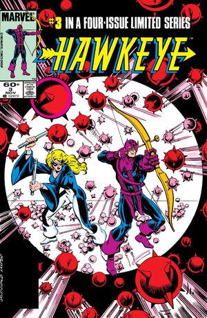 Hawkeye Vol 1 3