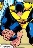 Henry McCoy (Earth-928) X-Men 2099 Vol 1 8