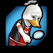 Howard the Duck (Earth-TRN562) from Marvel Avengers Academy 002