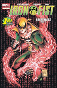 Iron Fist Vol 4 1