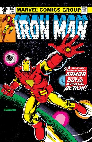 Iron Man Vol 1 142