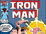 Iron Man Vol 1 210