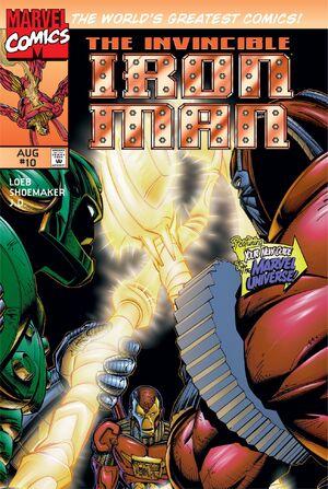 Iron Man Vol 2 10