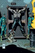 James Madrox (Earth-11080), Mary Jane Watson (Earth-11080), and Frank Castle (Earth-11080) from Marvel Universe Vs. The Punisher Vol 1 4 0001