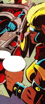 Lady Ursula (Counter-Earth) (Earth-TRN583) from Spider-Man Unlimited Vol 2 1 0001