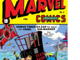 Marvel Mystery Comics Vol 1 4