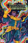 Marvel Tales Thanos Vol 1 1