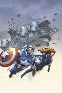 Marvel Team-Up Vol 3 6 Textless