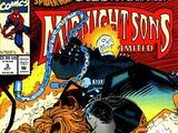Midnight Sons Unlimited Vol 1 3
