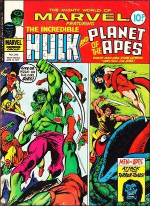Mighty World of Marvel Vol 1 246