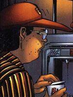 Morag (Earth-1610) Ultimate X-Men Vol 1 17