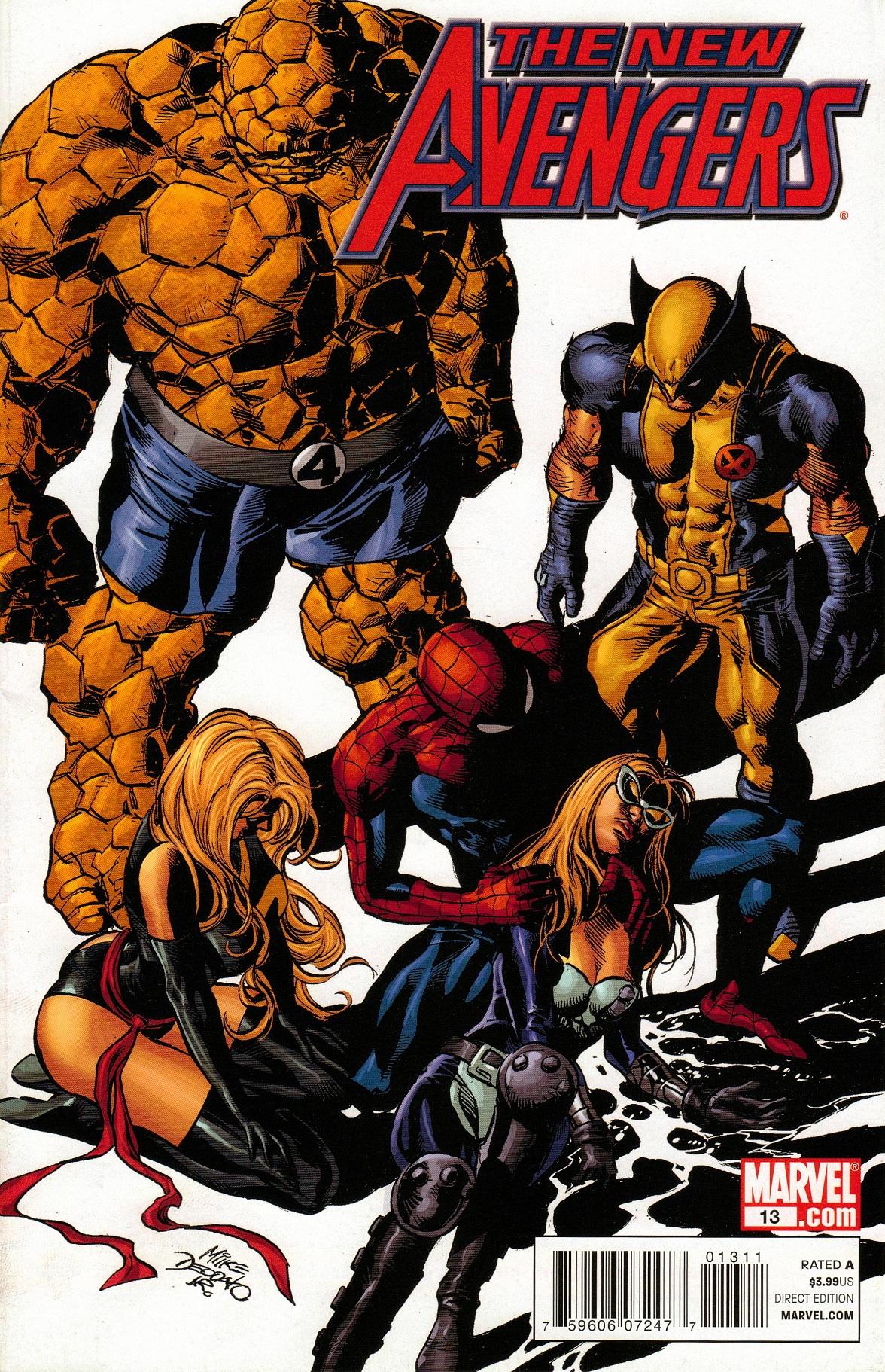 New Avengers Vol 2 13
