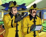 New York City Fire Department (Earth-92131) from Spider-Man The Animated Series Season 1 3