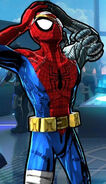 Peter Parker (Earth-TRN461) from Spider-Man Unlimited (video game) 086