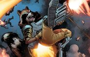 Rocket Raccoon (Earth-616) from Civil War II Vol 1 5 001