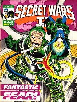 Secret Wars II (UK) Vol 1 43