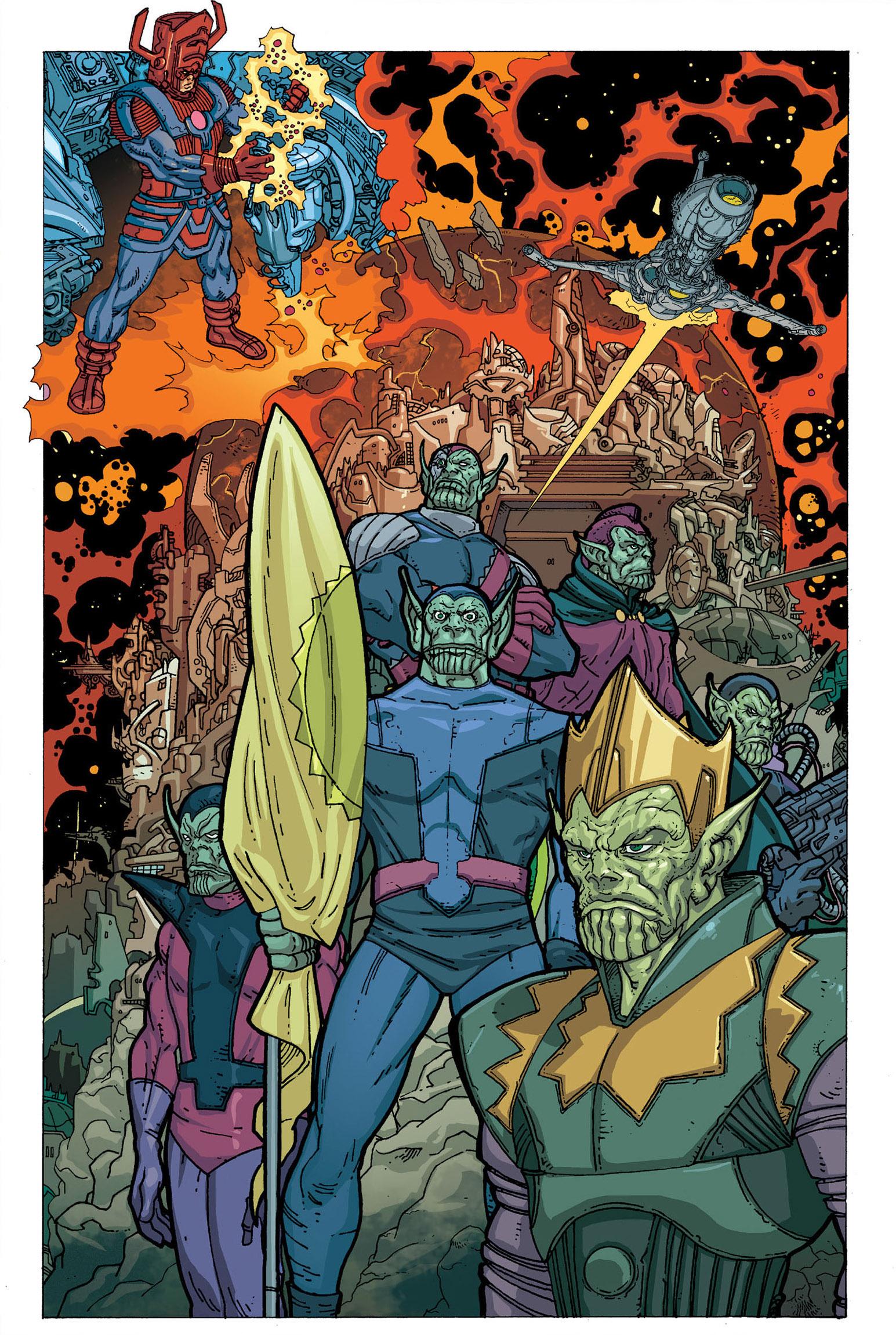 Skrull Empire Marvel Database Fandom Powered By Wikia