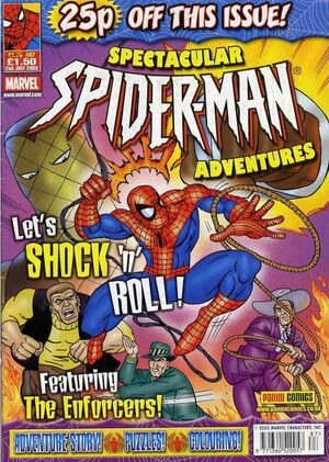 Spectacular Spider-Man (UK) Vol 1 87