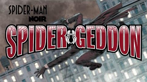 Spider-Geddon Spider-Man Noir 1