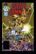 Starjammers Vol 1 4