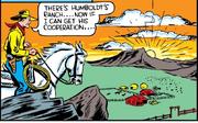 Texas Kid (Earth-616) from Daring Mystery Comics Vol 1 1 0003