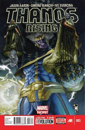Thanos Rising Vol 1 3