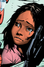 Tina (Baltimore) (Earth-616) from Civil War II Choosing Sides Vol 1 1 001