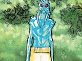 Toth (Crystal Warrior-Man-Thing) (Earth-616)