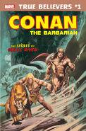 True Believers Conan - The Secret of Skull River Vol 1 1