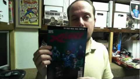 Peteparker/Uncanny X-Force 13 Video Review by Peteparker