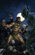 Wolverine Hercules Myths, Monsters & Mutants Vol 1 3 Textless