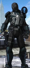 Agent Venom (Flash Thompson) from Spider-Man Unlimited (Video Game) 0001