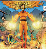 Amara Aquilla (Earth-616) from X-Men The 198 Vol 1 1 003