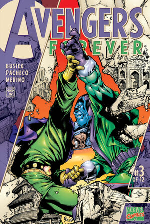 Avengers Forever Vol 1 3