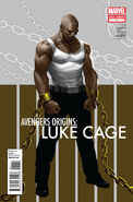 Avengers Origins Luke Cage Vol 1 1