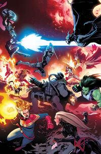 Avengers Vol 8 17 Textless
