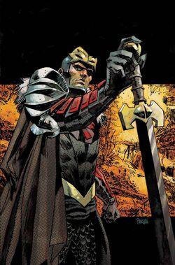 Black Knight Vol 3 2 Panosian Variant Textless