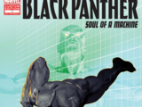 Black Panther: Soul of a Machine Vol 1 1