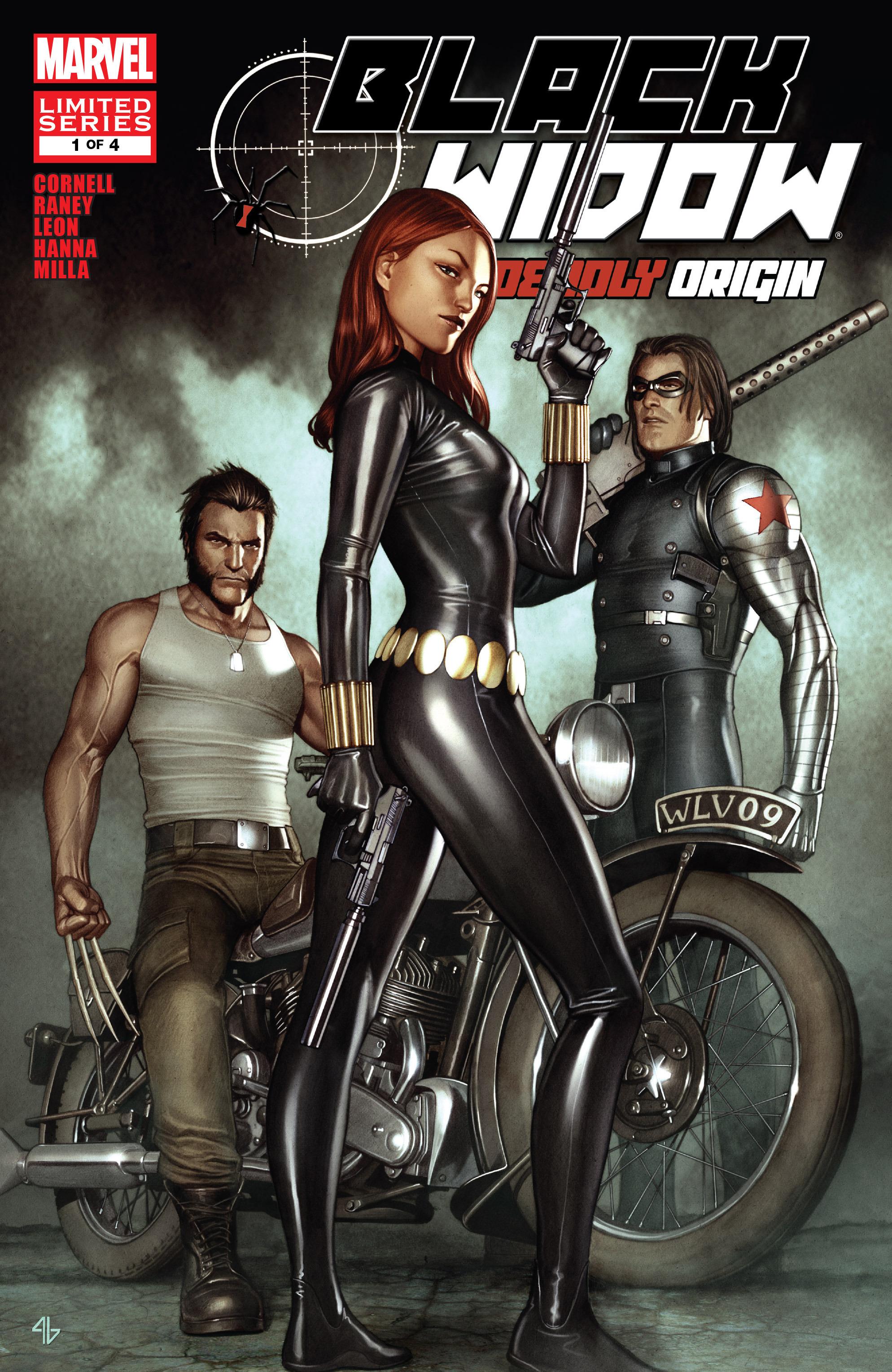 Black Widow: Deadly Origin Vol 1 1 | Marvel Database