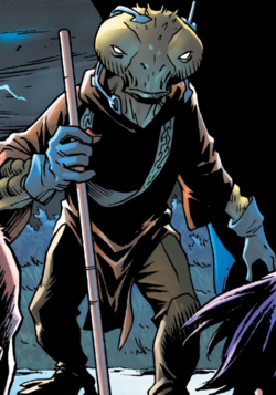 Blaquesmith (Earth-4935) from X-Force Vol 5 5 001