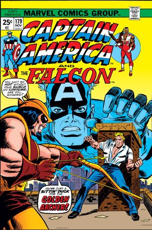 Captain America Vol 1 179