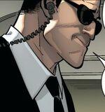 Dan (Presidential security) Ultimate X-Men Vol 1 3